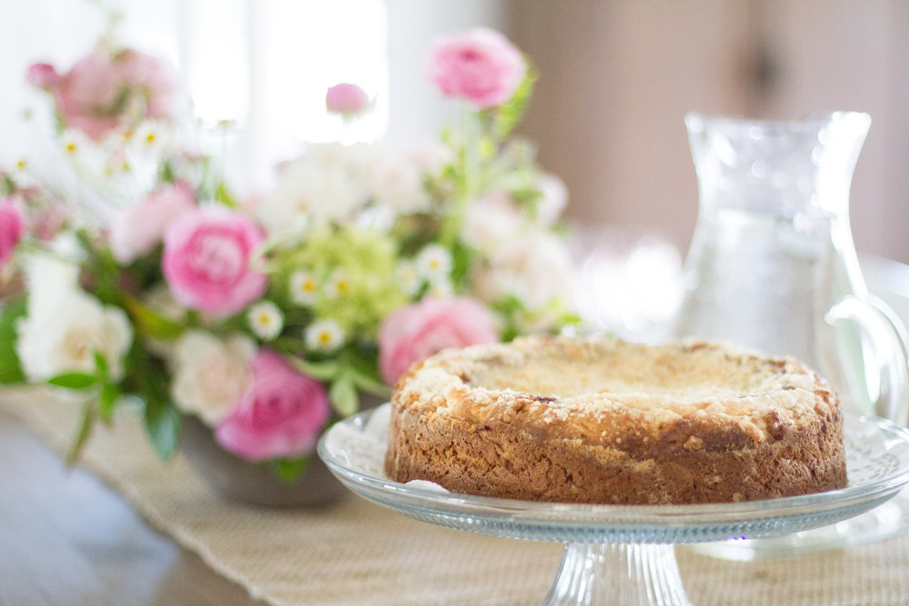 tami faulkner design coffee cake