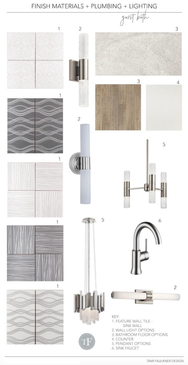 tami faulkner design bathroom design