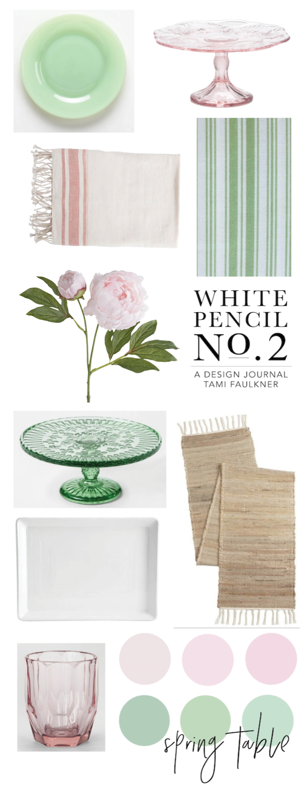 tami faulkner design spring table