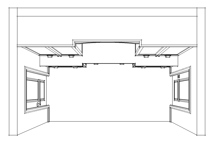 tami faulkner design modern farmhouse bathroom