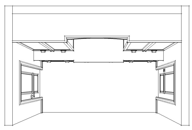 tami faulkner design modern farmhouse guest bathroom