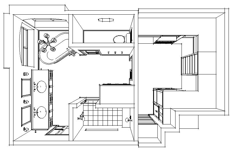 tami faulkner design bathroom floor plan