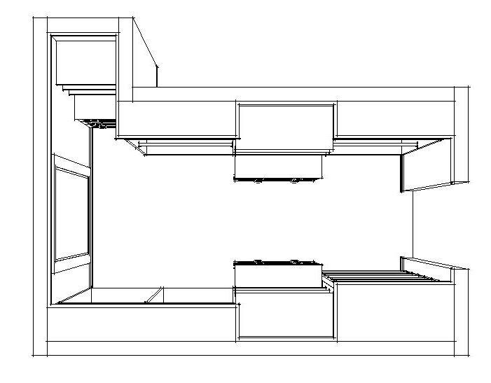 how to design a walk-in closet
