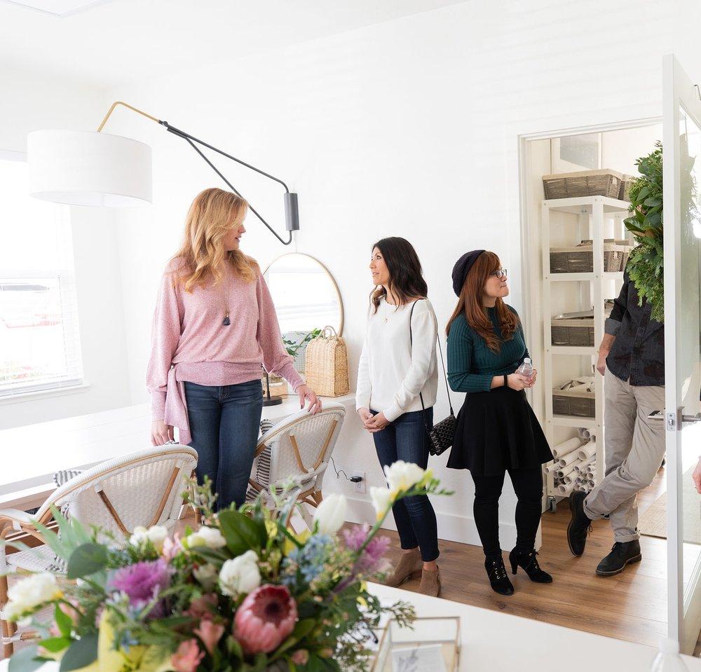 Tami Faulkner Design, Chico CA, interior design