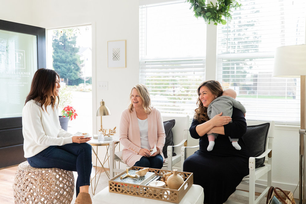Tami Faulkner Design, Rocklin CA, interior design