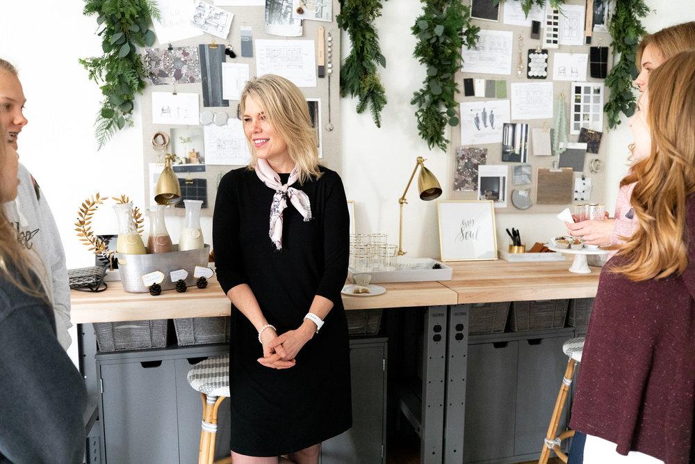 Tami Faulkner Design, Christmas Party, Rocklin CA