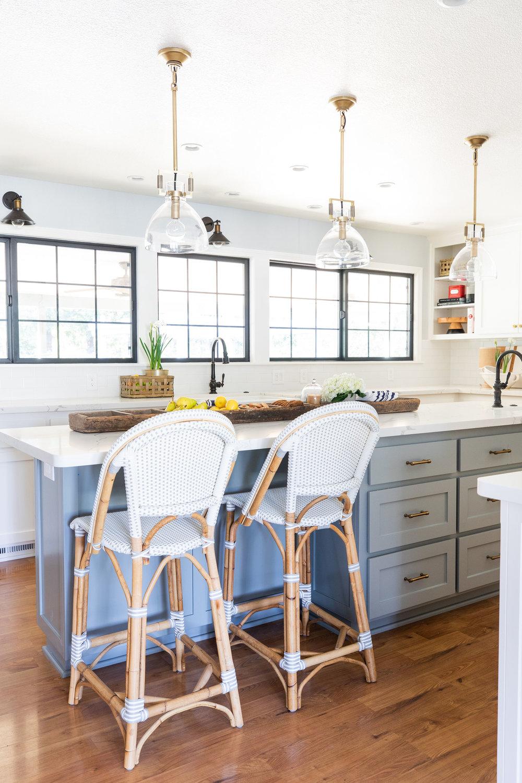 Tami Faulkner design, farmhouse kitchen
