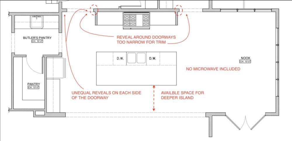 Tami Faulkner design - kitchen design - Utah - interior designer