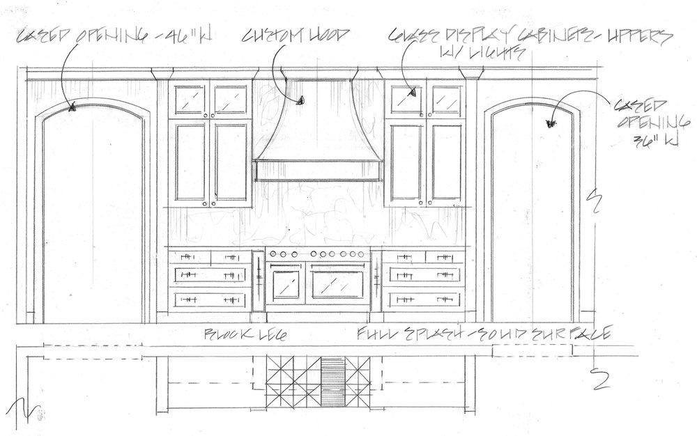 Tami Faulkner design - kitchen design - Utah interior design
