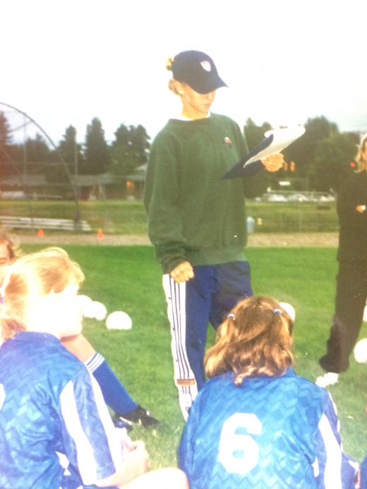 Age 17. Kaig's first head coaching job. He knew this was where he belonged.