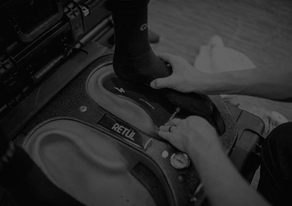 """""""[...]因為是量身訂製的,它們能幫助我穩定我的膝蓋,而能讓我施加更多力量製踏板上。它們製作過程真是超級容易,同時也是一個非常簡便的方法增進我的騎車表現"""" -  RAFAL MAJKA,BORA-HANSGROHE PRO CYCLING TEAM"""