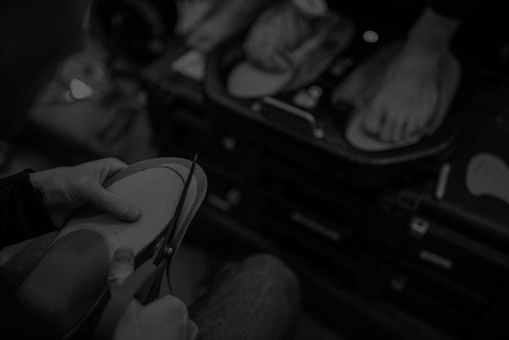 """""""[...]儘管我很清楚這一點,但我不認為只是鞋墊可以讓我差別如此之大,而是…那些永遠不該被忽視的小小細節。 現在我有更棒的騎乘感覺,彷彿我全部的力量都完美的傳遞至踏板上[...]。""""- FABIO JAKOBSEN,QUICK-STEP FLOORS PRO CYCLING TEAM"""