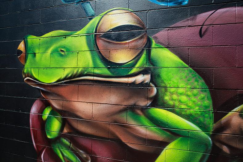 frogtown art walk | dytch 66