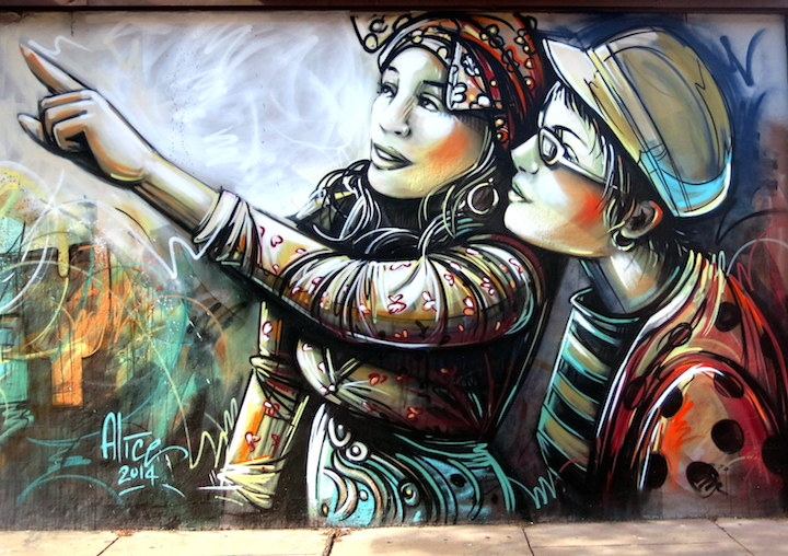new journey | alice pasquini