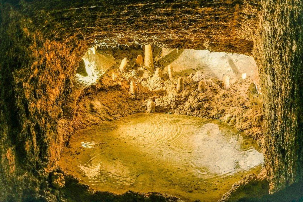 barbados | harrison's cave