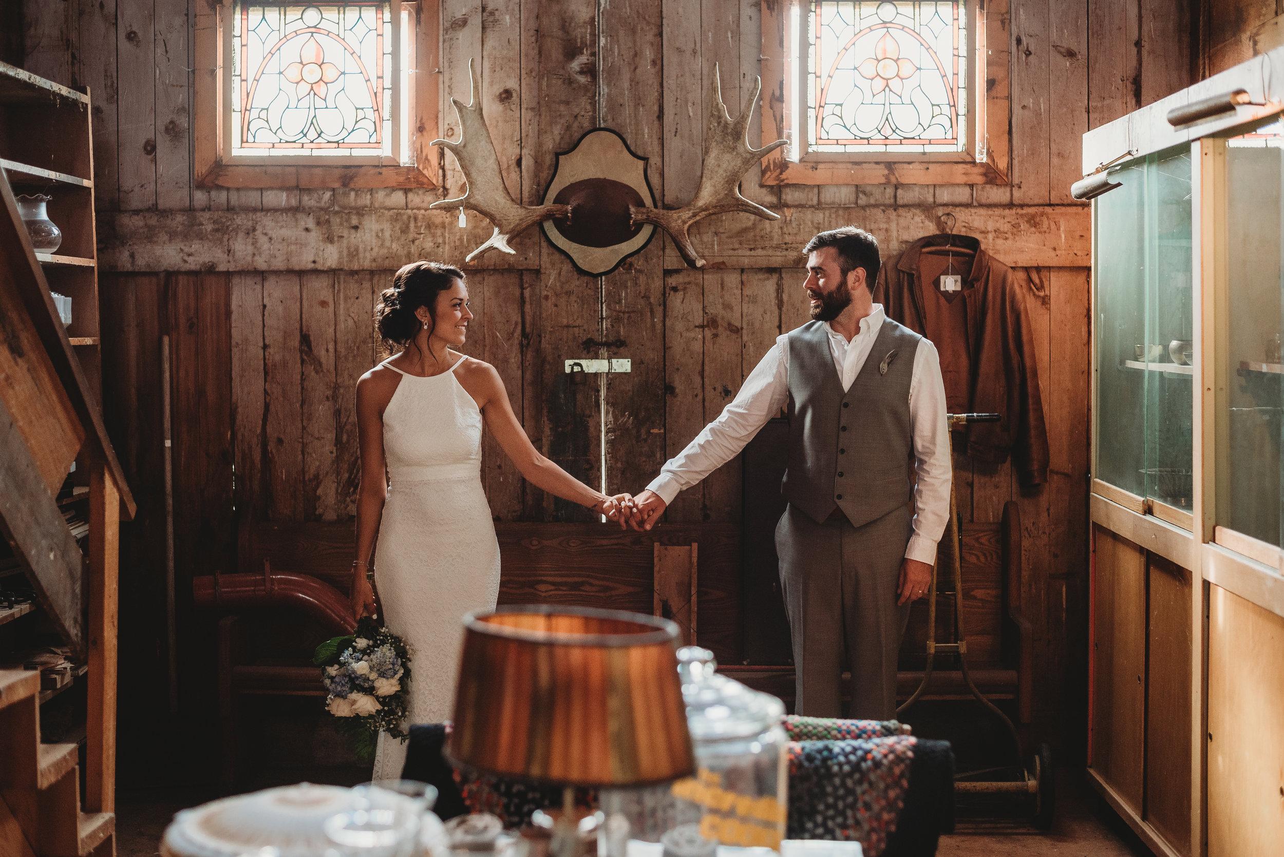 Barbora + Dean | 8 11 2018 | Maine Wedding Photographer — Maine