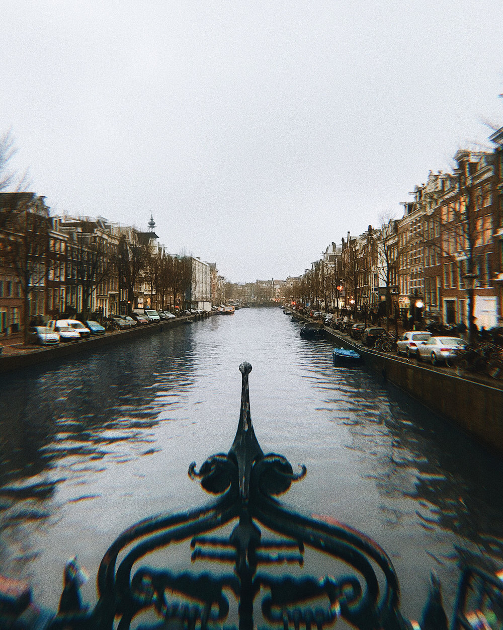 - WEEKEND IN AMSTERDAM...