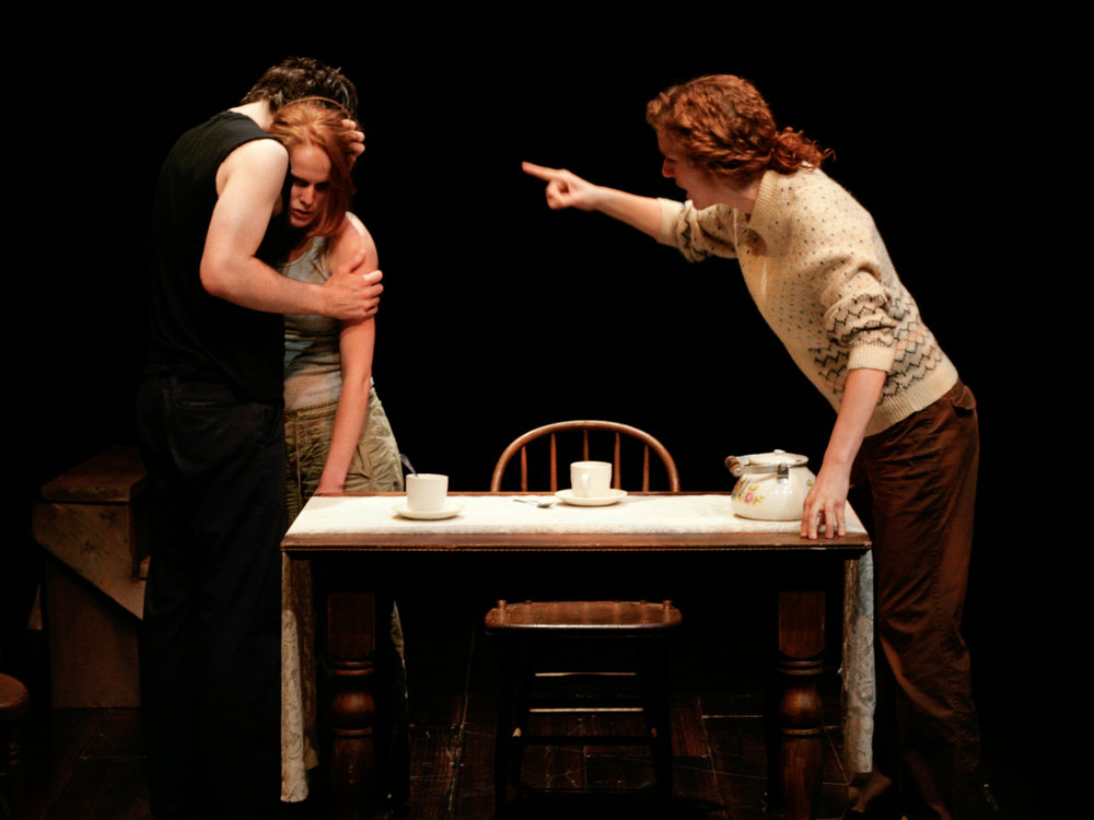 Far Away - By Caryl Churchill * Designed by Grady Barker, Heather Smaha & Wei Wang * Williamstown Theatre Festival, 2008