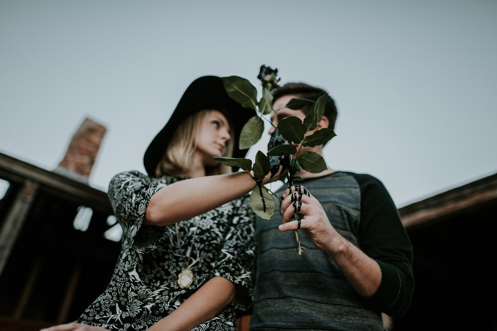 Tate + Violet AHS Styled Shoot