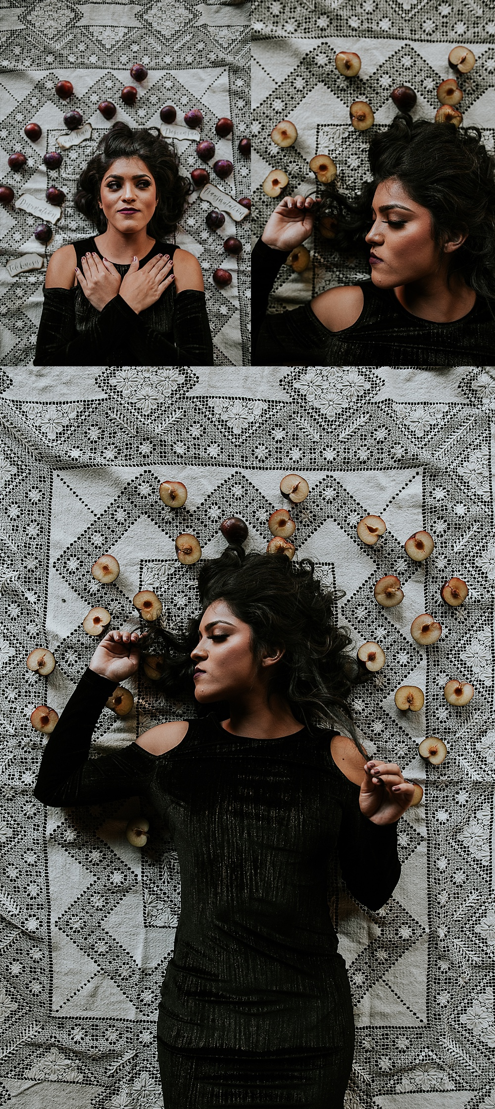 Telekinesis witch AHS styled shoot | Chelsey Herrera Photography