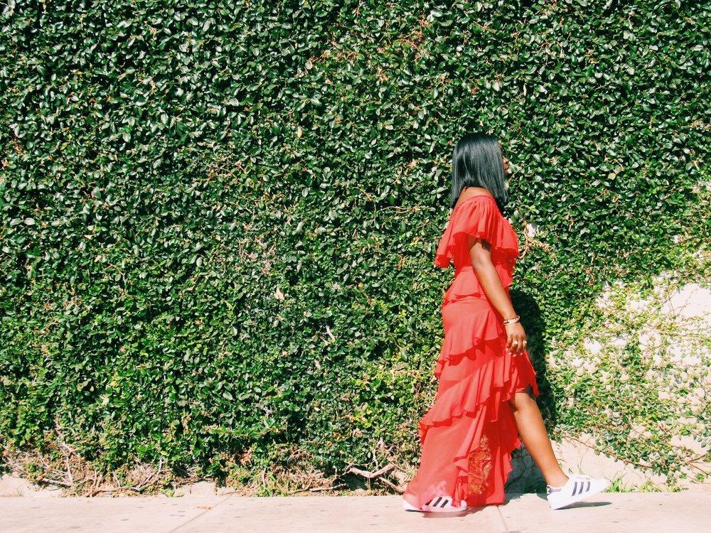 Captured in Los Angeles, CA - Shot by  Nareasha Willis