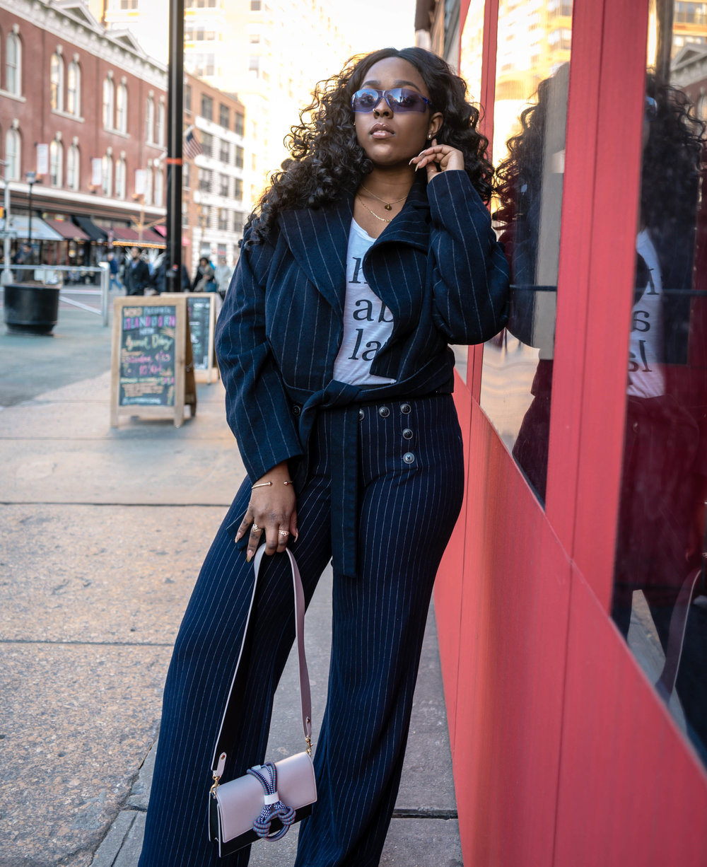 Captured in Jersey City, Shot by  Chase Whetstone  | Shades by  Styling Stingy