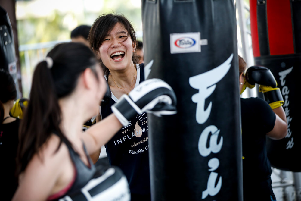 your first step into the ring - Never tried boxing? Or boxed before but new to The Ring? Not to worry, here are 7 tips to get you started!