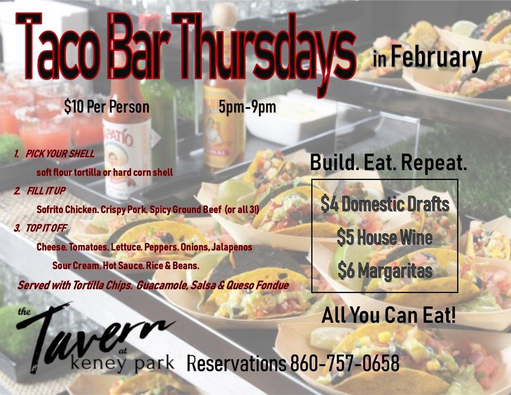 Taco Thursday Bar February.jpg