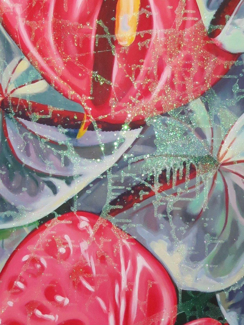 "Marlys Fuego Gonzalez - ""Paradise"", 2015"