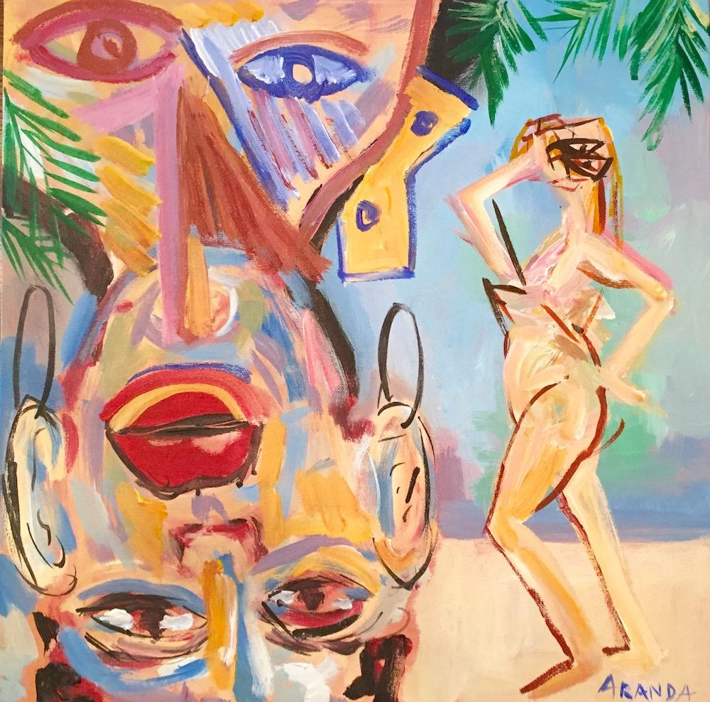 """Jose Aranda - """"Cubana"""", 2016"""