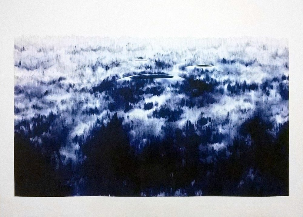 "Gamaliel Rodriguez, ""Figure 1758"", 2015"