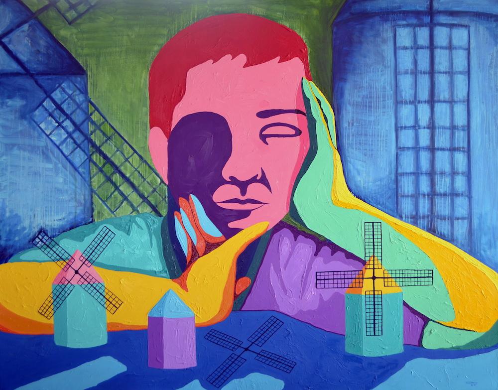 """Alejandro Guanche, """"Celestino"""", 2015"""