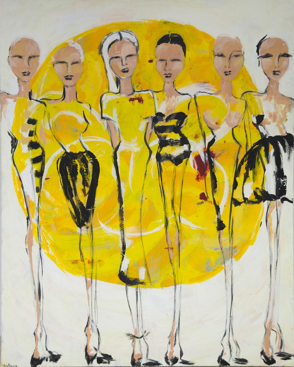 """Stella Nolasco, """"El Vestido de Hoy"""", 2014"""
