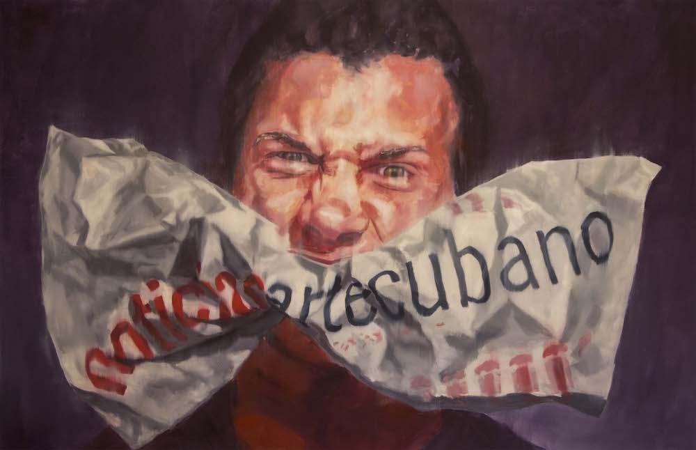"Marlon Portales, ""News"", 2015"
