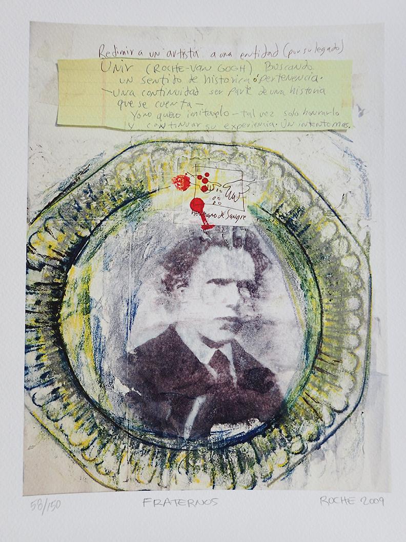 "Arnold Roche, ""Fraternos"" 2009"