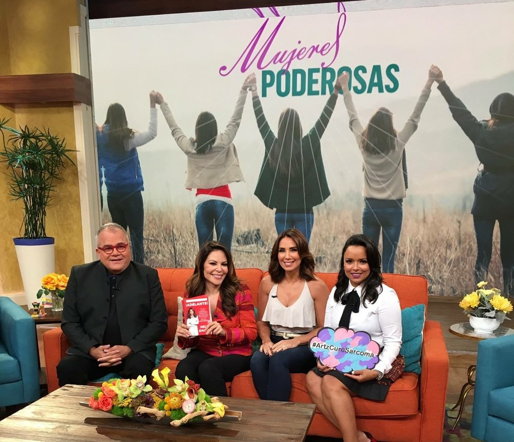 Behind the Scenes Despierta America    September 2016