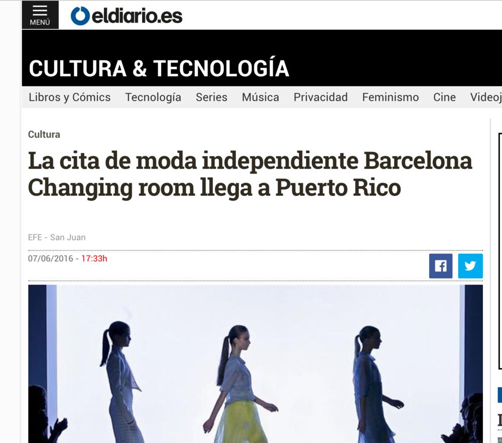 EL DIARIO June 7, 2016