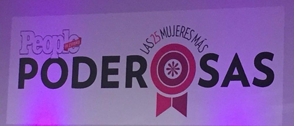People en Español Poderosas Live Event September 2016