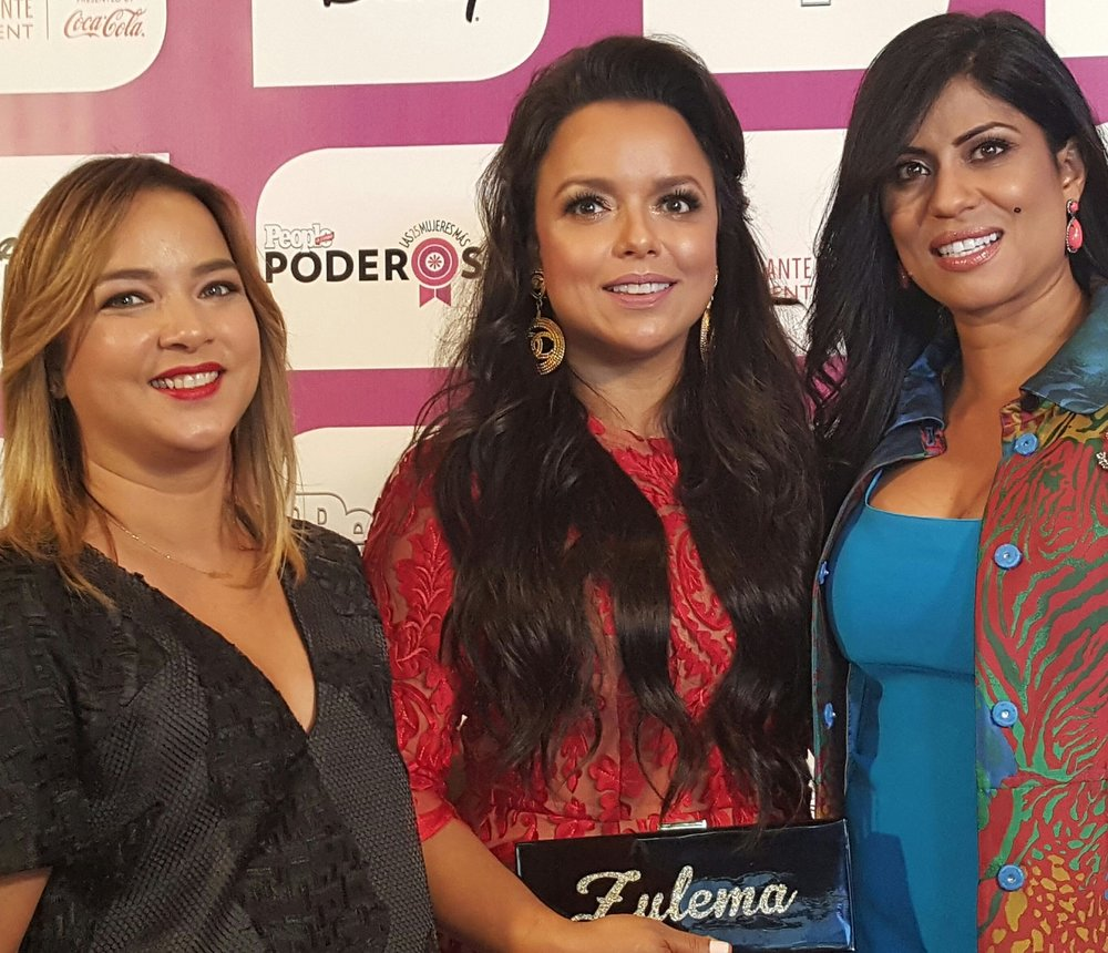 Poderosas Red Carpet    September 2016