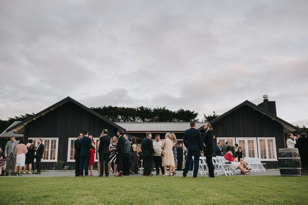 the lodge mudbrick waiheke wedding