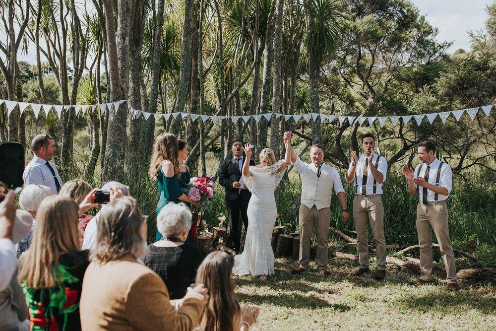 backyard wedding, boho wedding
