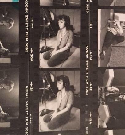 In the Studio 1983.jpg