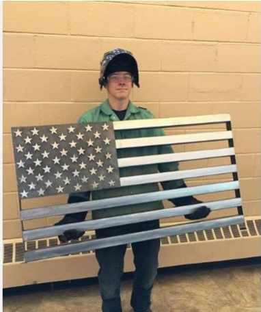 High School Student\'s Welding Project Goes Viral — Crider\'s ...