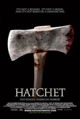 10. Hatchet (2007) - Victor Crowley is the swamp ghost we didn't know we needed. A love letter to American slashers, Hatchet brings buckets of gore to the bayou with a cast you're happy to watch Crowley tear apart... literally.