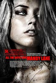 15. All The Boys Love Mandy Lane (2006) - Inspired by Friday Night Lights & The Texas Chainsaw Massacre (yes, you read that correctly) this 2006 horror film is oozing with teen angst and sweltering cinematography. The dialog is dated and a bit distracting, but makes up for it in its themes on the pressures of high school and being a young attractive woman. While it lacks the more traditional slasher structure, it makes up for with a great final girl.