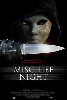 33. Mischief Night (2014) - In a real tonal difference than most of the slashers we've covered, Mischief Night (2014) actually has some real upticks for an indie effort. A beautiful score and some serious acting chops, plus a bonus appearance from Malcolm McDowell, the film is impressive at it's budget but is much more