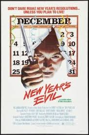 24. New Year's Evil - I mean, you just can't keep a movie with a good theme song down. With a fun formula and some truly wacky scenes, New Year's Evil is a hidden gem amongst the holiday slashers. Although our final girl doesn't do much, the zaniness of this cult classic makes it an absolute blast.