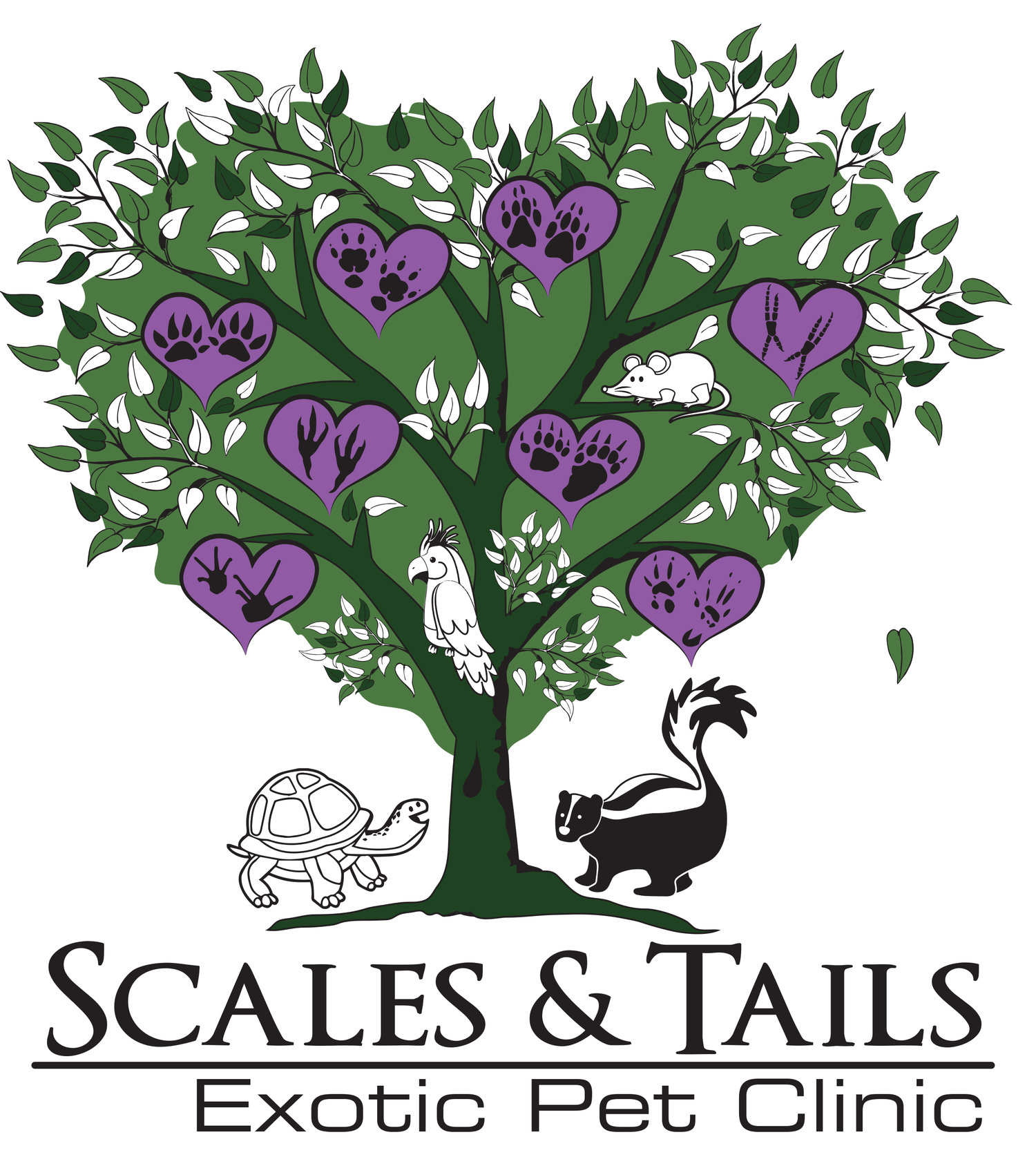 Scales & Tails Exotic Pet Clinic