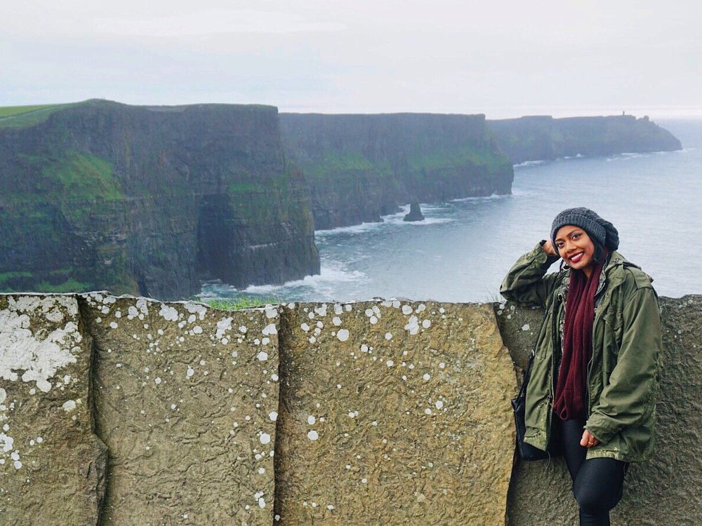 Cliffs of Moher- Shannon, Ireland