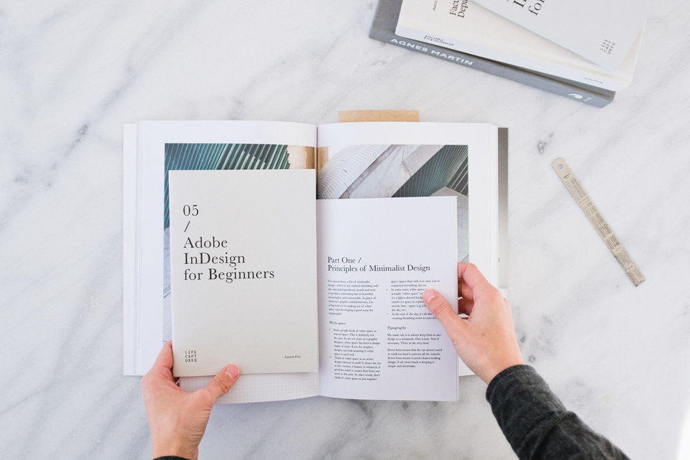 Adobe InDesign for Beginners—an online masterclass by LIFE:CAPTURED